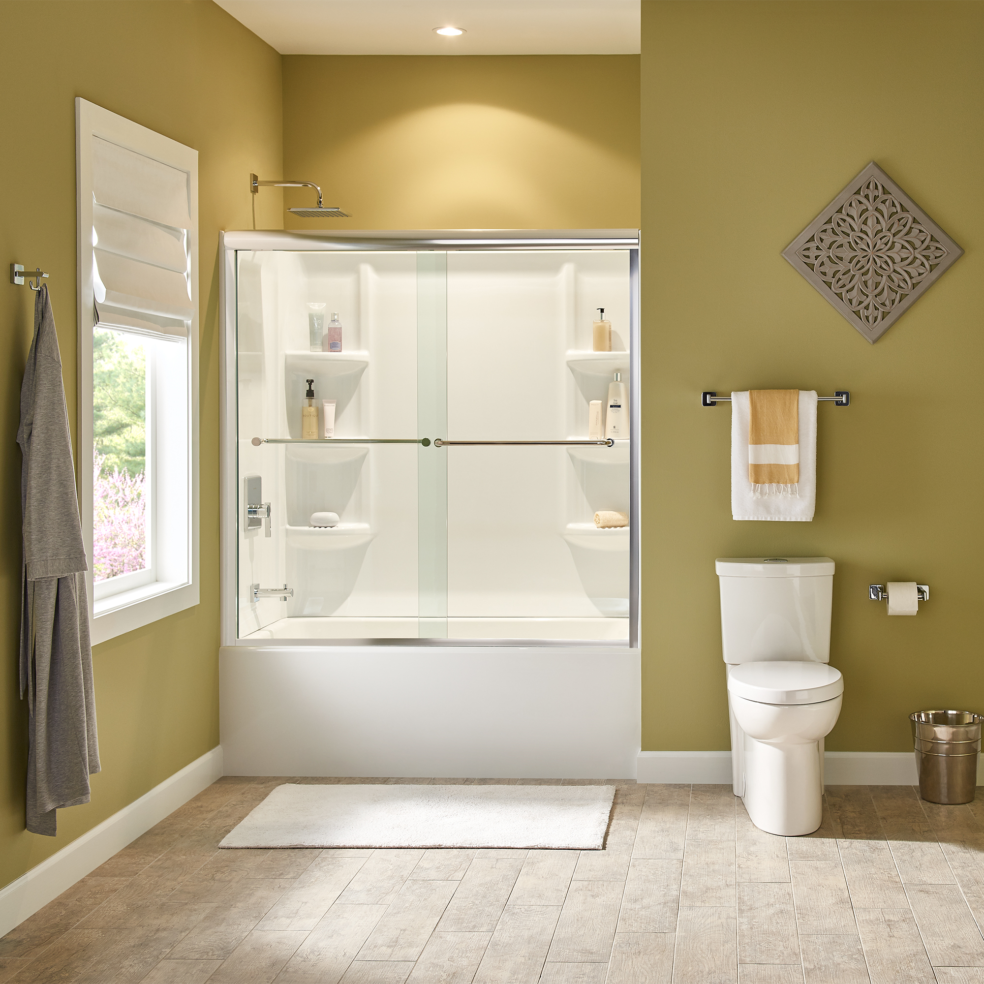 Emphasize Your Bathroom Look With Designer Taps And Shower Head