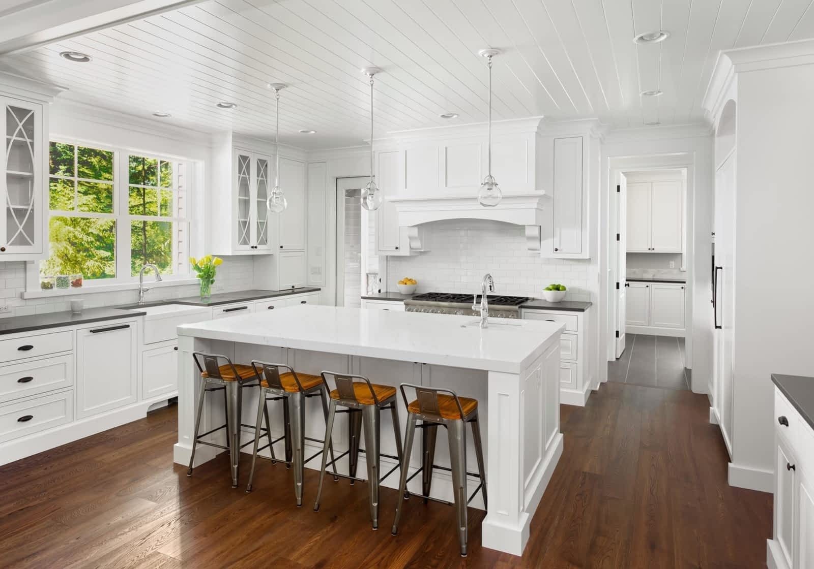 Keeping up With The Colorful 2018 Trendy Kitchen Designs